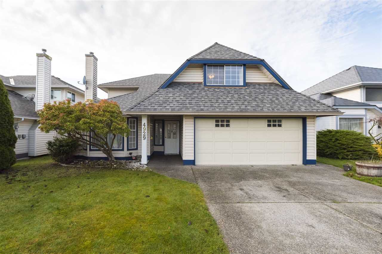 Main Photo: 4929 54 STREET in Delta: Hawthorne House for sale (Ladner)  : MLS®# R2227279