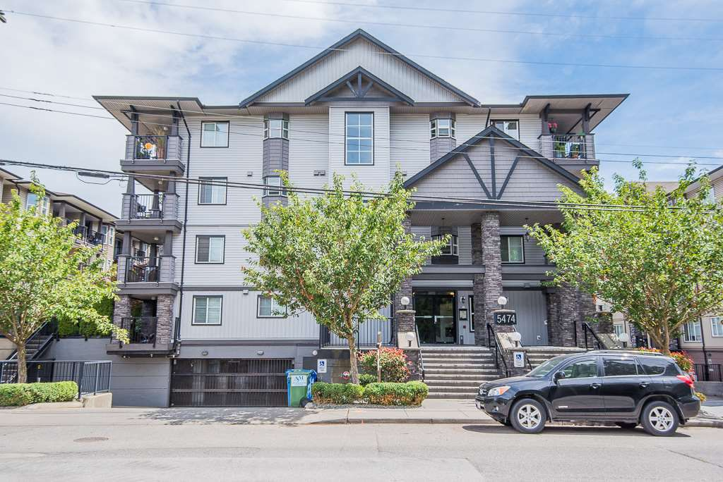 "Main Photo: 210 5474 198 Street in Langley: Langley City Condo for sale in ""Southbrook"" : MLS®# R2285967"