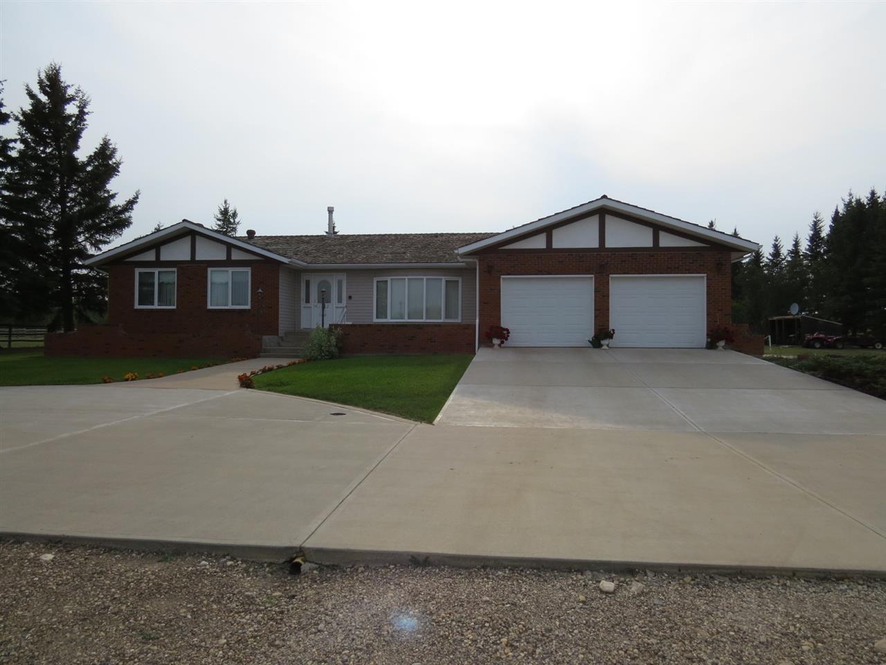 Main Photo: 4526 43 Avenue: Rural Flagstaff County House for sale : MLS®# E4125345