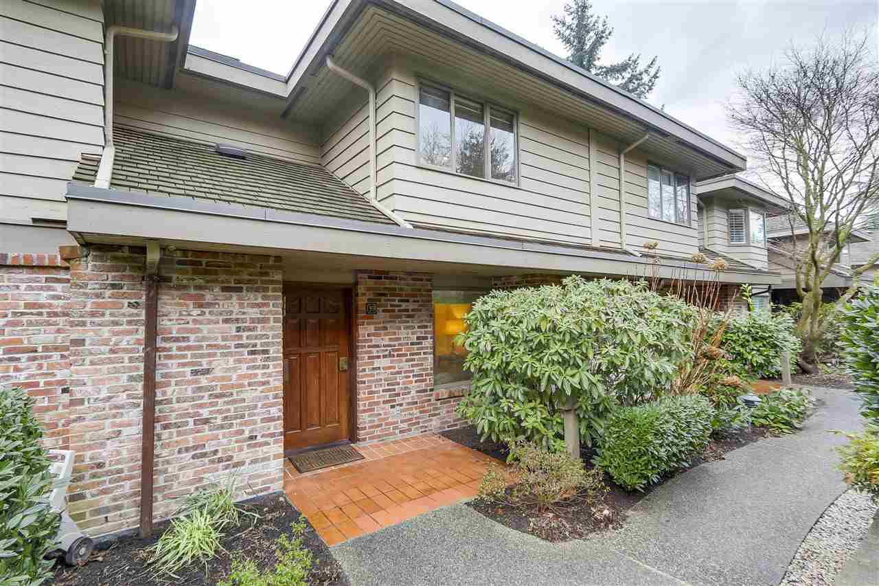 """Main Photo: 39 4900 CARTIER Street in Vancouver: Shaughnessy Townhouse for sale in """"Shaughnessy Place"""" (Vancouver West)  : MLS®# R2302334"""