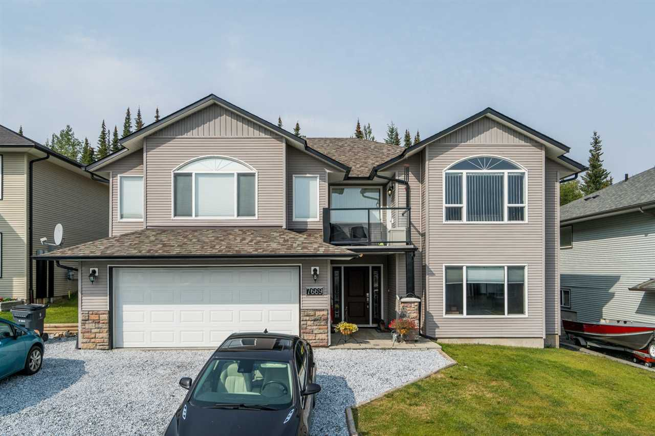 Main Photo: 7669 GRAYSHELL Road in Prince George: St. Lawrence Heights House for sale (PG City South (Zone 74))  : MLS®# R2303403
