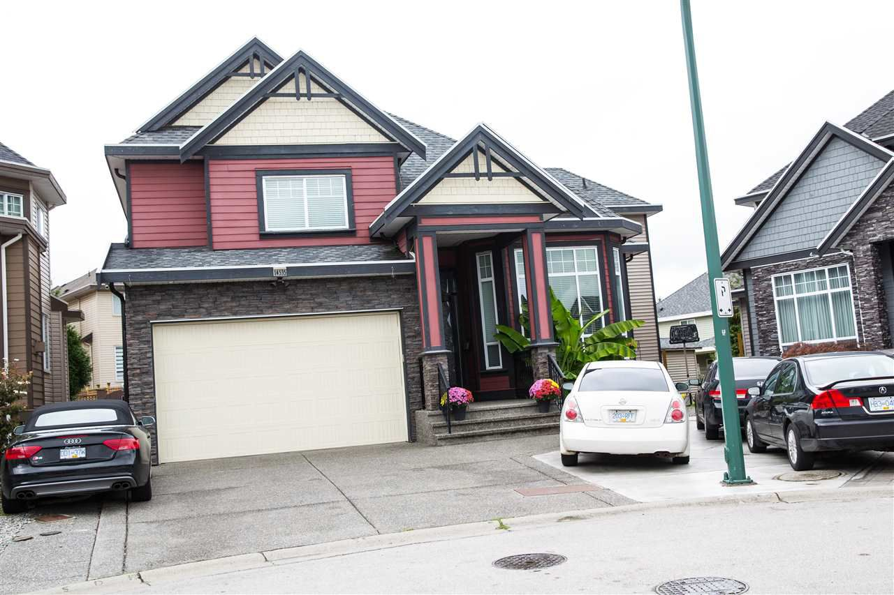 Main Photo: 14535 81 Avenue in Surrey: Bear Creek Green Timbers House for sale : MLS®# R2326213