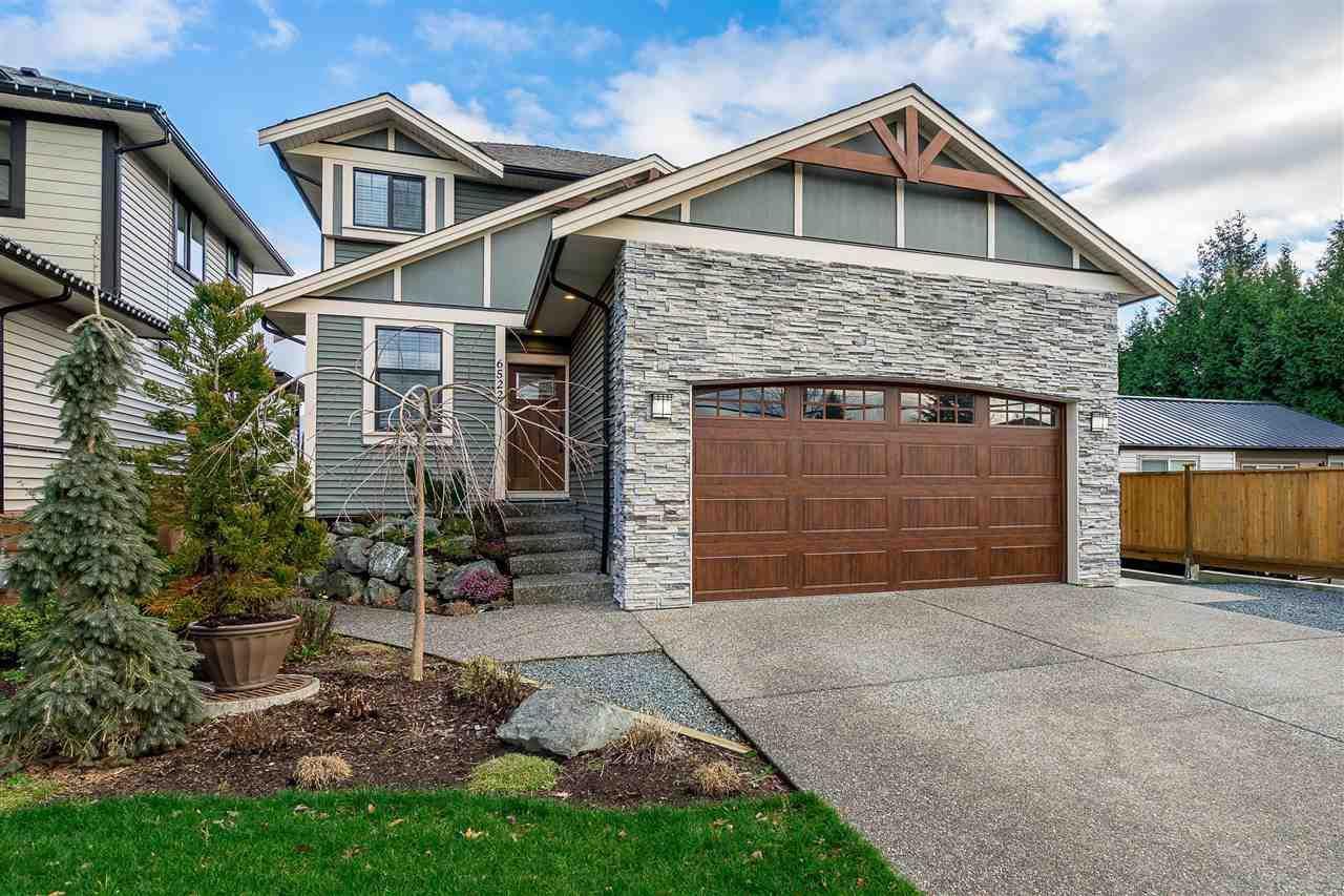 Main Photo: 6522 REID Road in Sardis: Sardis West Vedder Rd House for sale : MLS®# R2328948