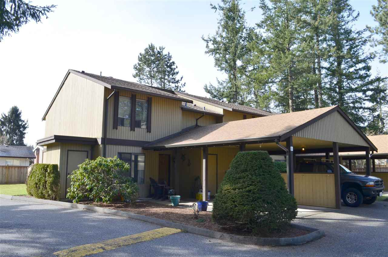 """Main Photo: 6 2998 MOUAT Drive in Abbotsford: Abbotsford West Townhouse for sale in """"Brookside Terrace"""" : MLS®# R2339965"""