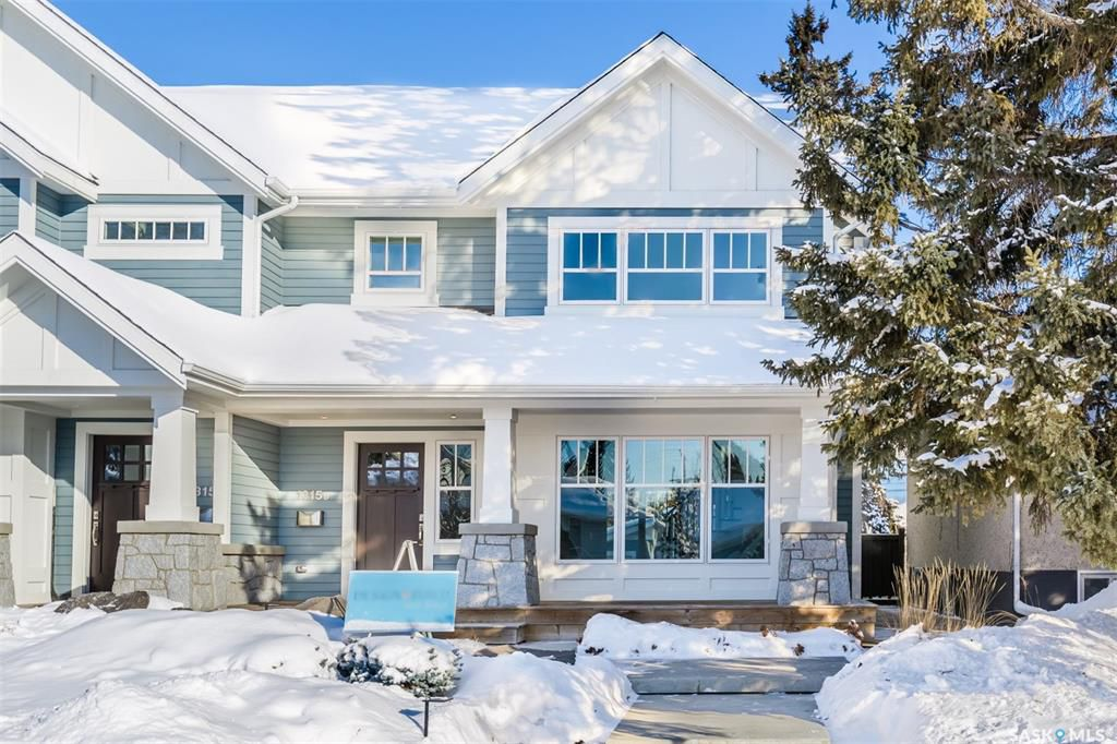 Main Photo: 1315B 11th Street East in Saskatoon: Varsity View Residential for sale : MLS®# SK759374