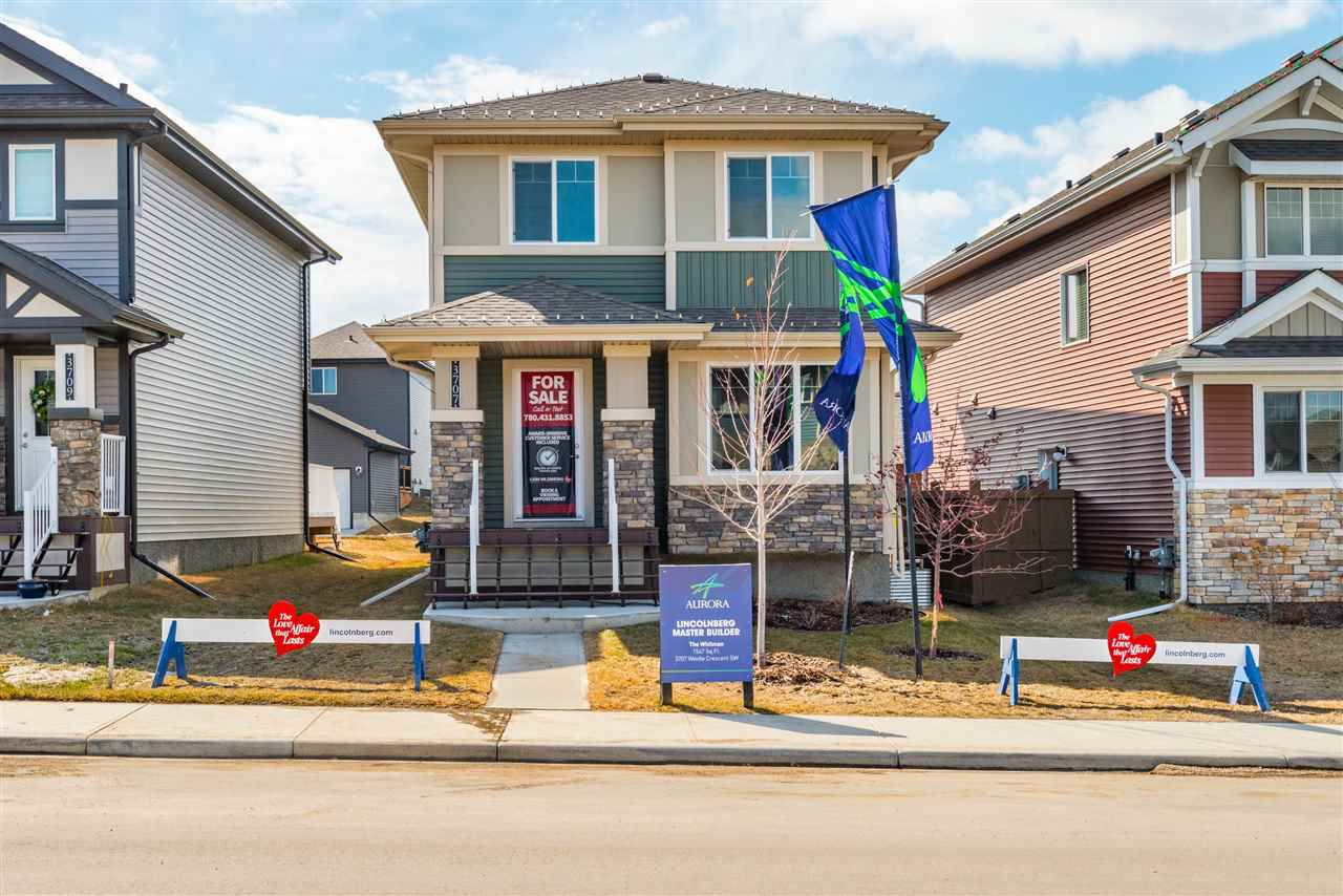 Main Photo: 3707 WEIDLE Crescent in Edmonton: Zone 53 House for sale : MLS®# E4151520