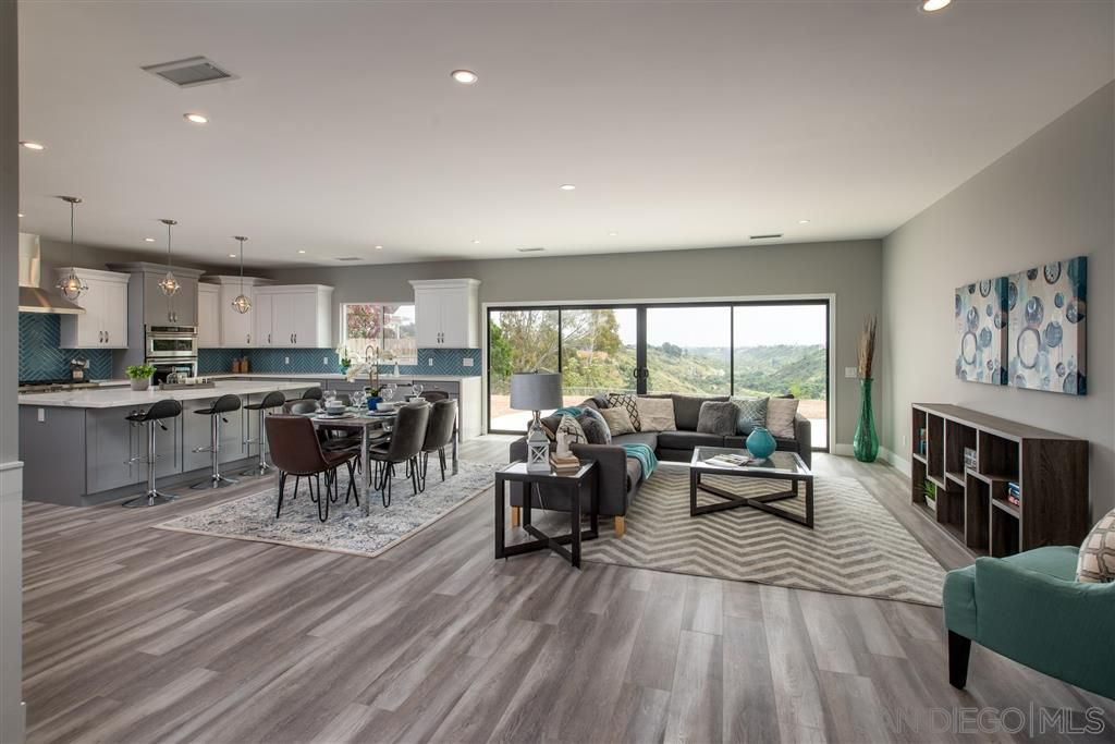 Main Photo: CLAIREMONT House for sale : 4 bedrooms : 4801 Mount Armour in San Diego