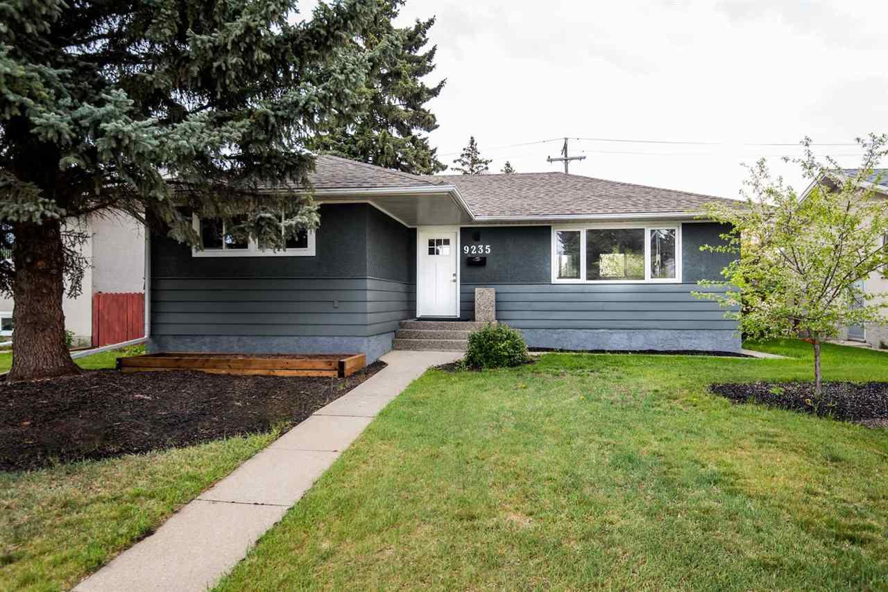 Main Photo: 9235 74 Street in Edmonton: Zone 18 House for sale : MLS®# E4158327
