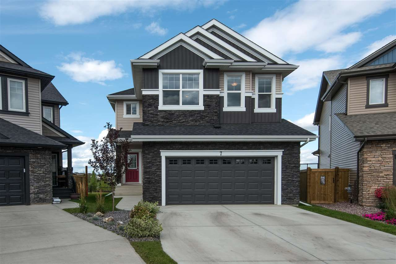 Main Photo: 7 Meadowlink Gate: Spruce Grove House for sale : MLS®# E4159038