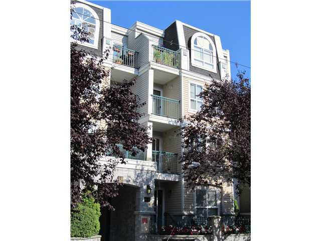 """Main Photo: 412 3278 HEATHER Street in Vancouver: Cambie Condo for sale in """"HEATHERSTONE"""" (Vancouver West)  : MLS®# V905621"""