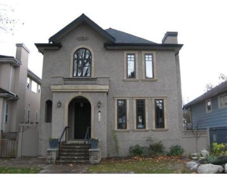 Main Photo: 2956 W 11TH AV in Vancouver: House for sale (Kitsilano)  : MLS®# V677951