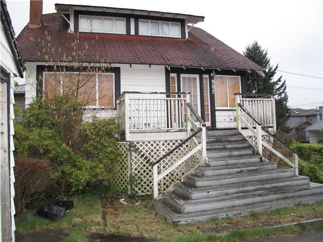Main Photo: 907 WALLS Avenue in Coquitlam: Maillardville House for sale : MLS®# V995406