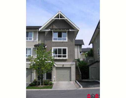 Main Photo: 86 6747 203 Street in : Willoughby Heights Townhouse for sale (Langley)  : MLS®# F2712309