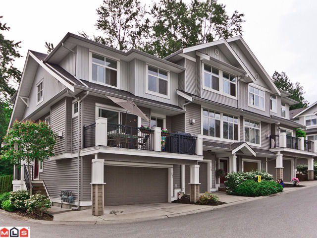 "Main Photo: 47 20449  66TH AV in Langley: Willoughby Heights Townhouse for sale in ""Nature's Landing"" : MLS®# F1214170"