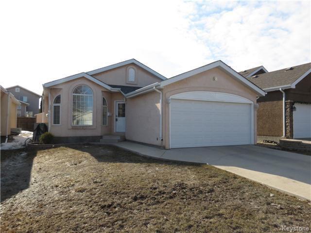 Main Photo: 68 Outhwaite Street in WINNIPEG: North Kildonan Residential for sale (North East Winnipeg)  : MLS®# 1407709
