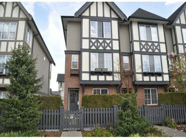"Main Photo: 107 20875 80TH Avenue in Langley: Willoughby Heights Townhouse for sale in ""PEPPERWOOD"" : MLS®# F1410484"