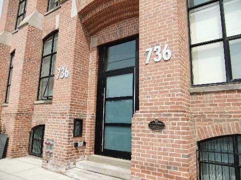 Main Photo: 7 736 E Dundas Street in Toronto: Regent Park Condo for lease (Toronto C08)  : MLS®# C2901570