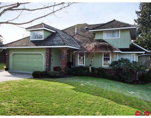 Main Photo: 18052 63RD AV in : Cloverdale BC House for sale : MLS®# F2901506