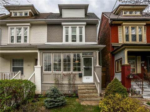 Main Photo: 160 Hastings Avenue in Toronto: South Riverdale House (2-Storey) for sale (Toronto E01)  : MLS®# E3190376