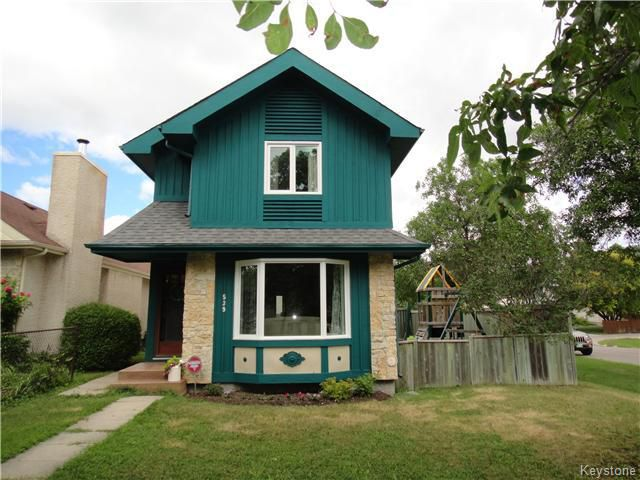Main Photo: 539 Novavista Drive in WINNIPEG: St Vital Residential for sale (South East Winnipeg)  : MLS®# 1523537