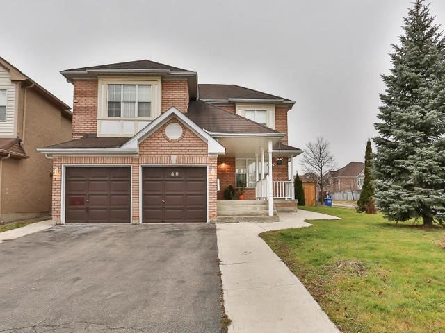 Main Photo: 48 Jack Rabbit Crest in Brampton: Sandringham-Wellington House (2-Storey) for sale : MLS®# W3379790