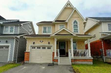 Main Photo: 64 Mildenhall Place in Whitby: Brooklin House (2-Storey) for lease : MLS®# E3420328