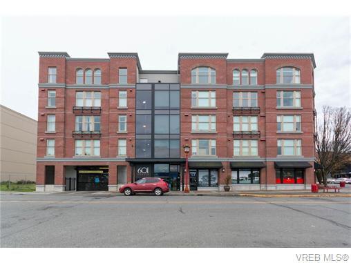 Main Photo: 402 601 Herald Street in VICTORIA: Vi Downtown Condo Apartment for sale (Victoria)  : MLS®# 371871
