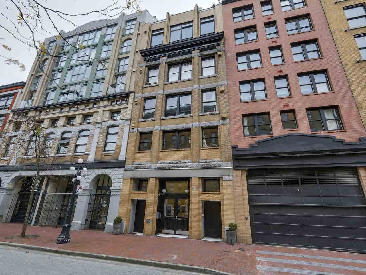 Main Photo: 710 27 ALEXANDER Street in Vancouver: Downtown VE Condo for sale (Vancouver East)  : MLS®# R2124428