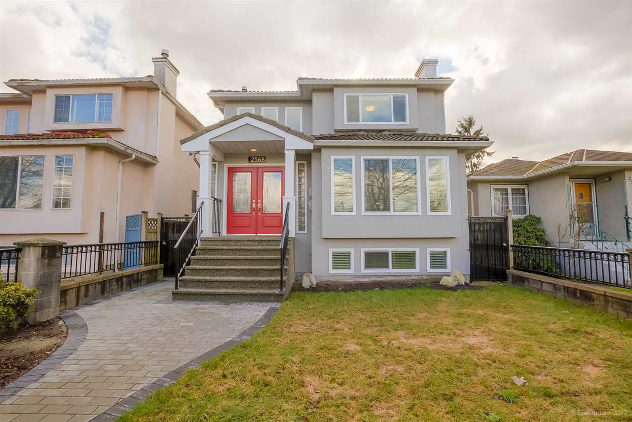 Main Photo: 2568 MCGILL Street in Vancouver: Hastings East House for sale (Vancouver East)  : MLS®# R2142056