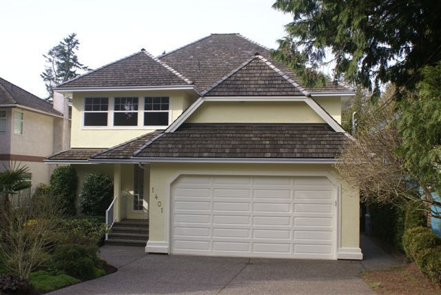 Main Photo: 1401 128A Street in South Surrey: Home for sale : MLS®# F2809077