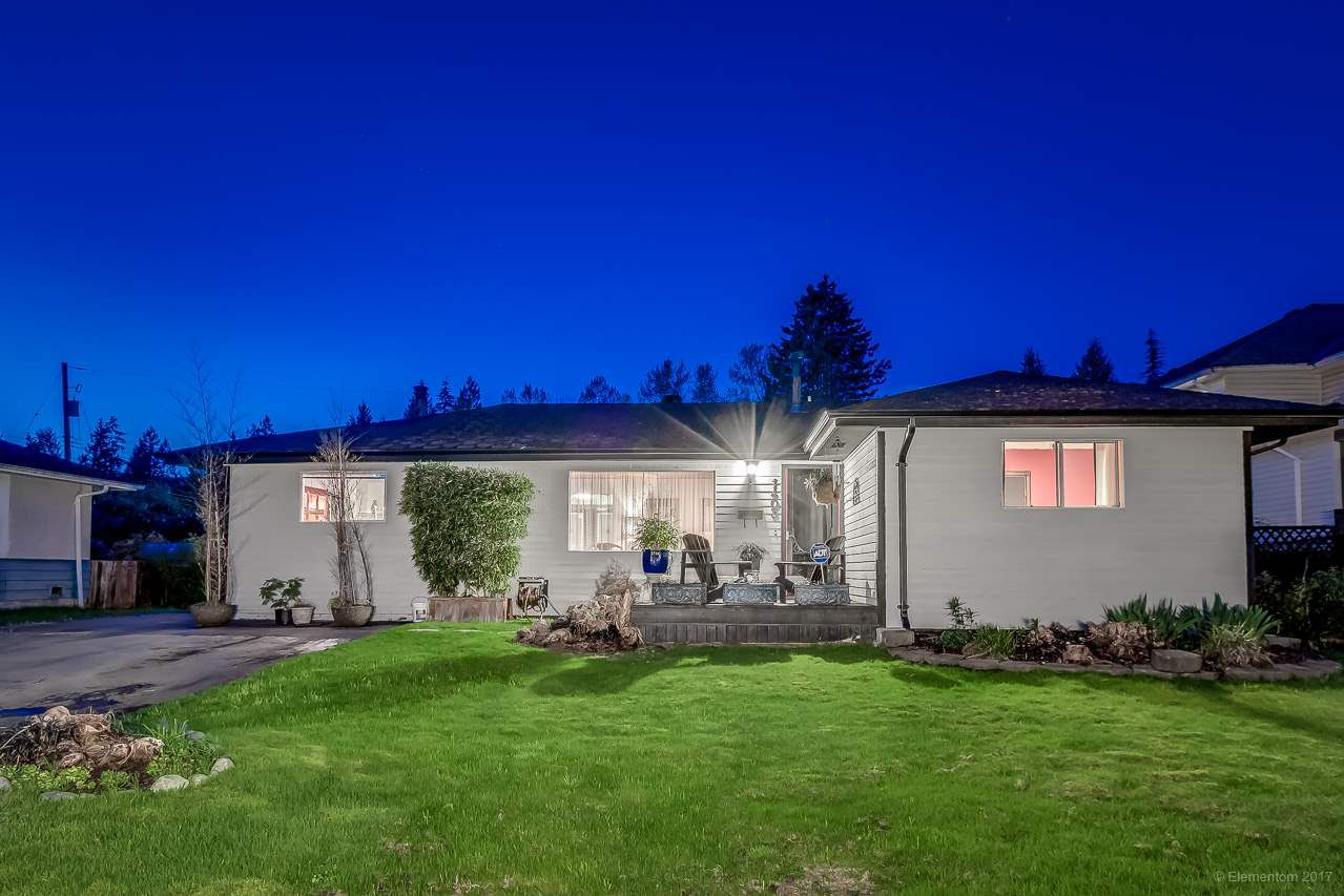 Main Photo: 1403 BARBERRY DRIVE in Port Coquitlam: Birchland Manor House for sale : MLS®# R2159791