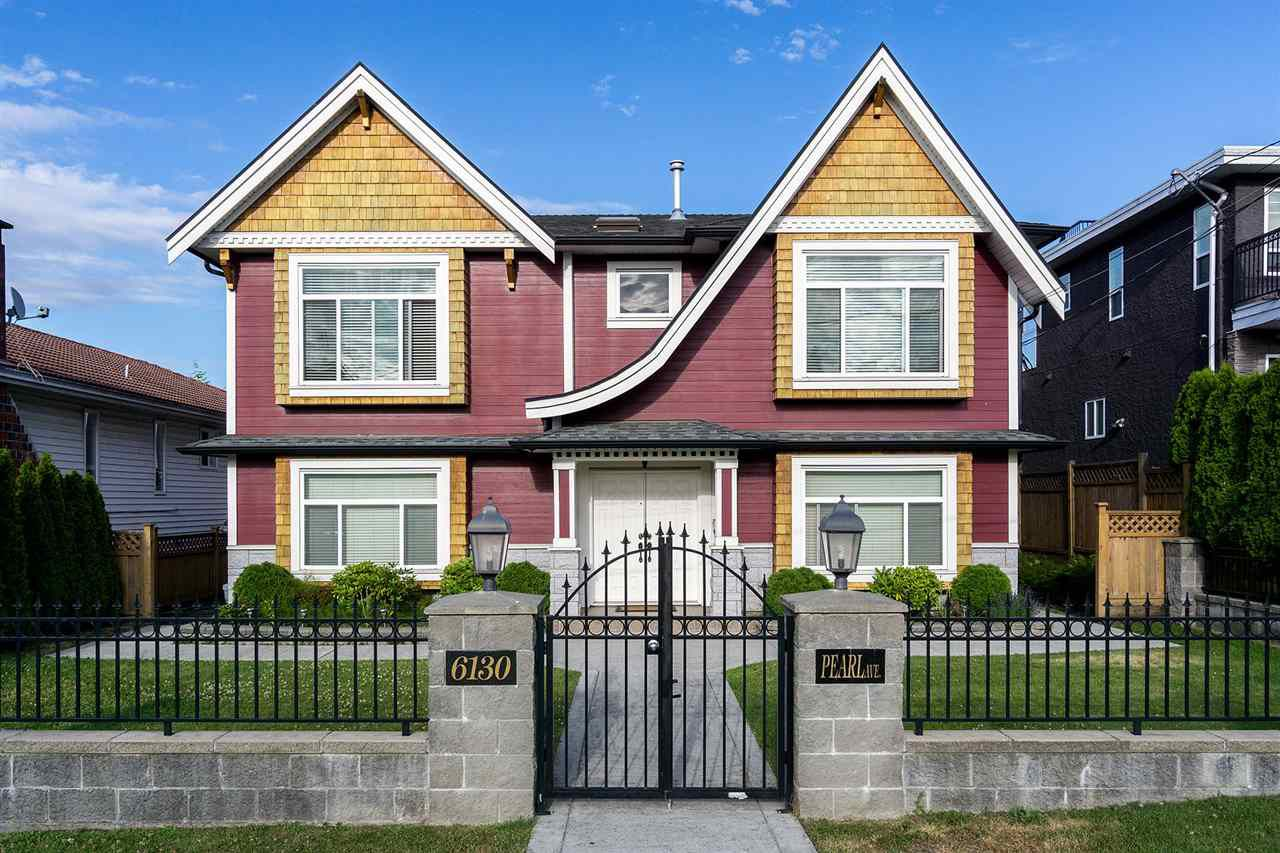Main Photo: 6130 PEARL Avenue in Burnaby: Forest Glen BS House for sale (Burnaby South)  : MLS®# R2187734