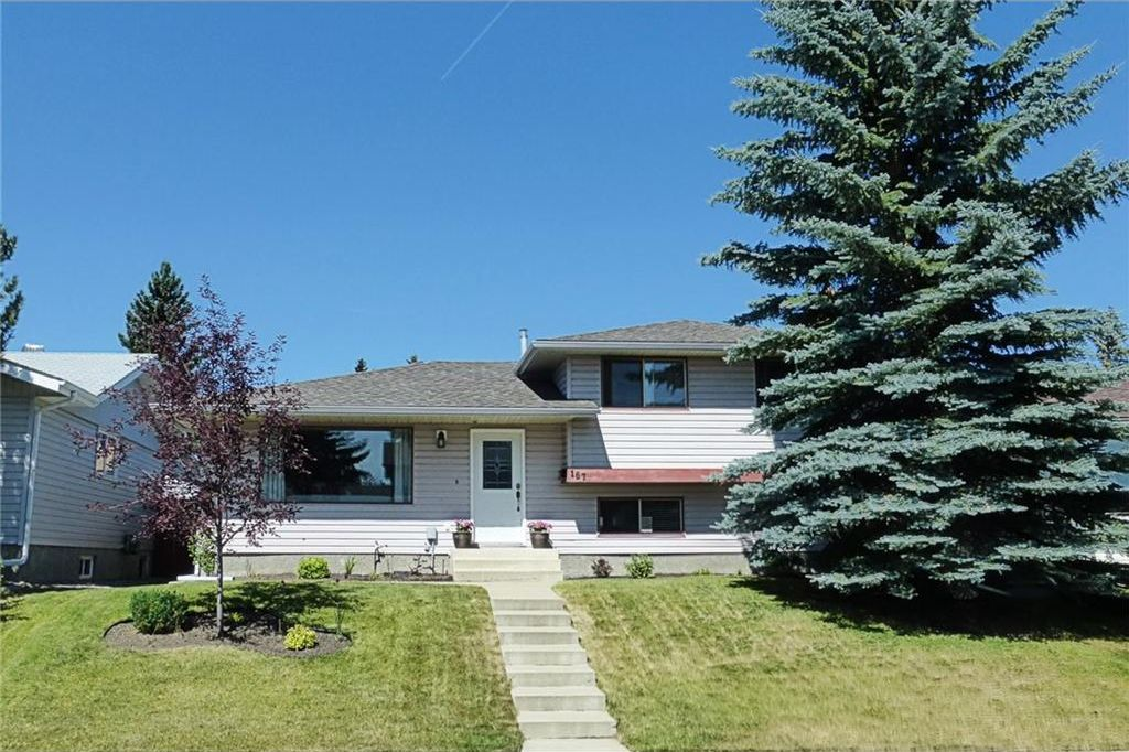 Main Photo: 167 WOODSIDE Circle SW in Calgary: Woodlands House for sale : MLS®# C4130402