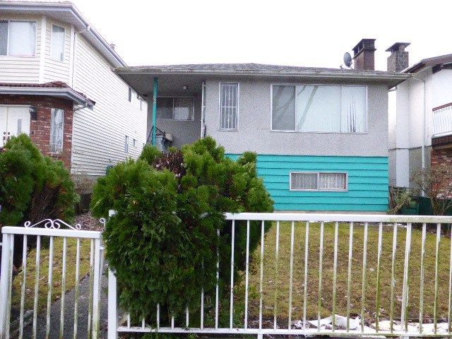 Main Photo: 958 E 38TH Avenue in Vancouver: Fraser VE House for sale (Vancouver East)  : MLS®# R2231578