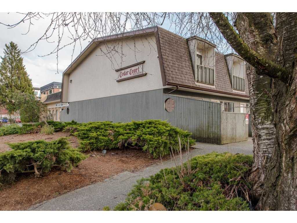 Main Photo: 15 45882 CHEAM Avenue in Chilliwack: Chilliwack W Young-Well Townhouse for sale : MLS®# R2248703