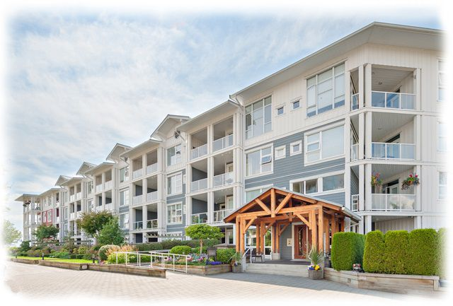 Main Photo: 405 4500 WESTWATER DRIVE in Richmond: Steveston South Condo for sale : MLS®# R2189095