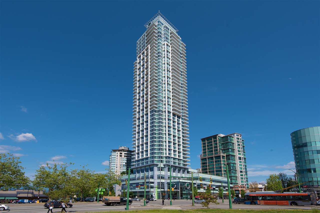 """Main Photo: 3203 4508 HAZEL Street in Burnaby: Forest Glen BS Condo for sale in """"Sovereign"""" (Burnaby South)  : MLS®# R2270712"""