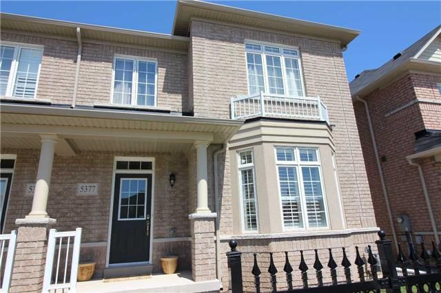 Main Photo: 5377 W Tenth Line in Mississauga: Churchill Meadows House (2-Storey) for lease : MLS®# W4179716