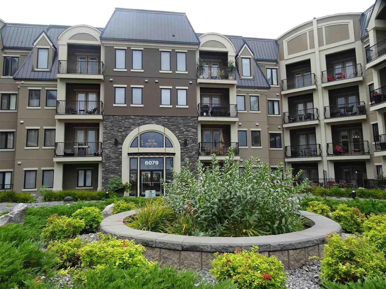 Main Photo: 356 6079 MAYNARD Way in Edmonton: Zone 14 Condo for sale : MLS®# E4128726