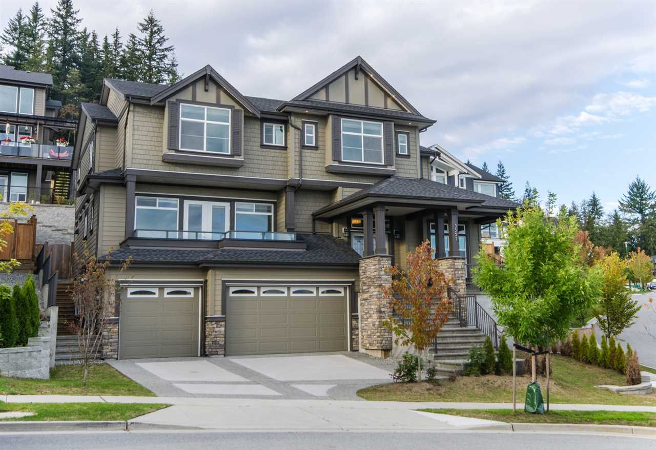 Main Photo: 3553 HARPER Road in Coquitlam: Burke Mountain House for sale : MLS®# R2308050