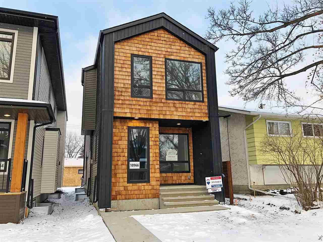 Main Photo: 10966 129 Street in Edmonton: Zone 07 House for sale : MLS®# E4136567