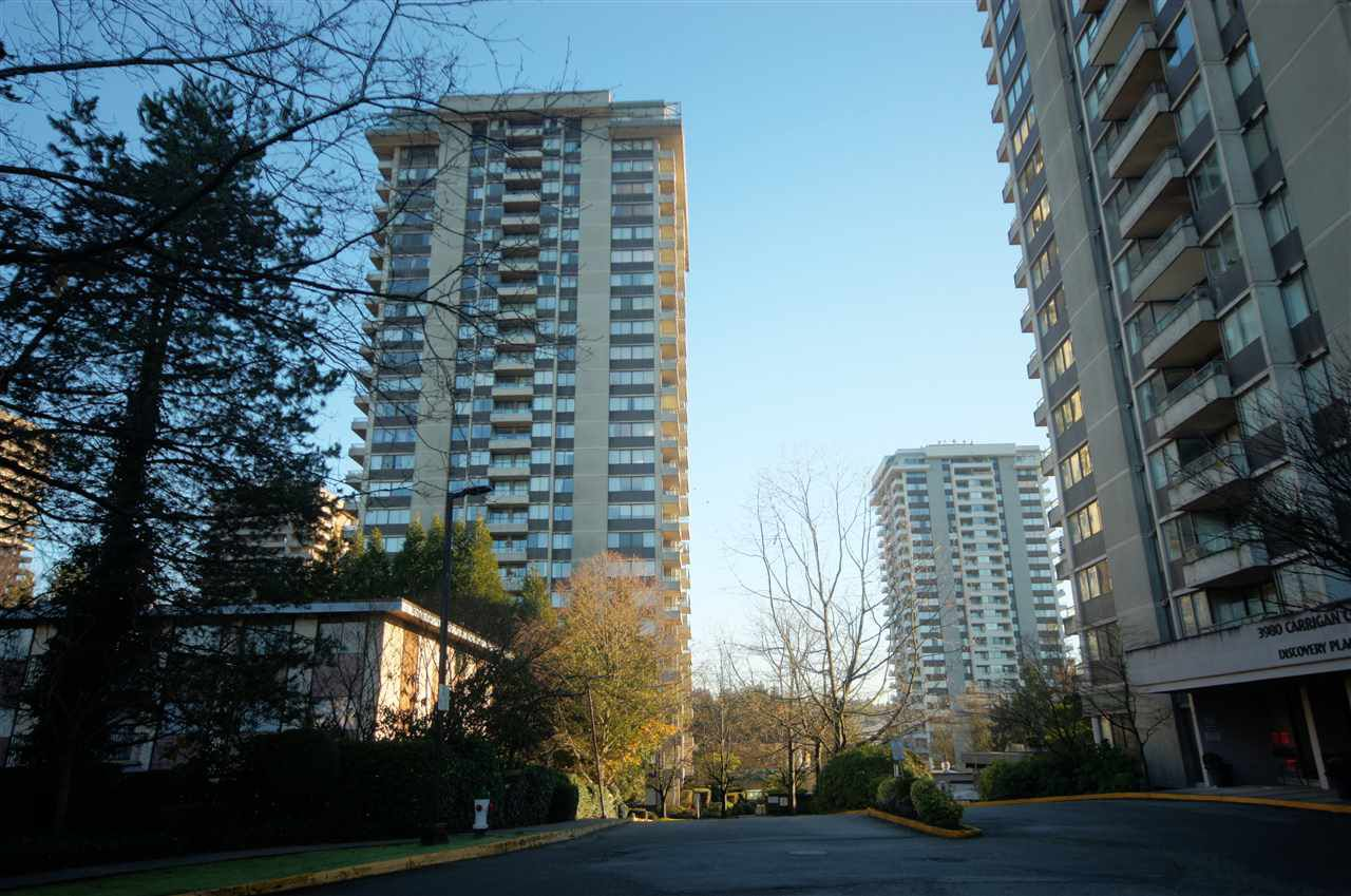 "Main Photo: 204 3970 CARRIGAN Court in Burnaby: Government Road Condo for sale in ""THE HARRINGTON"" (Burnaby North)  : MLS®# R2326465"