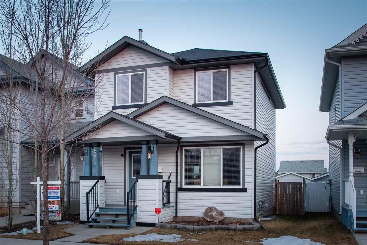Main Photo: 5521 STEVENS Crescent in Edmonton: Zone 14 House for sale : MLS®# E4139449