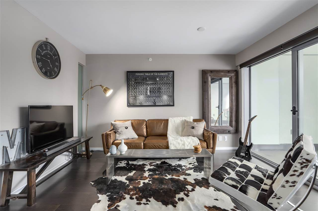 Main Photo: 805 999 SEYMOUR Street in Vancouver: Downtown VW Condo for sale (Vancouver West)  : MLS®# R2338124
