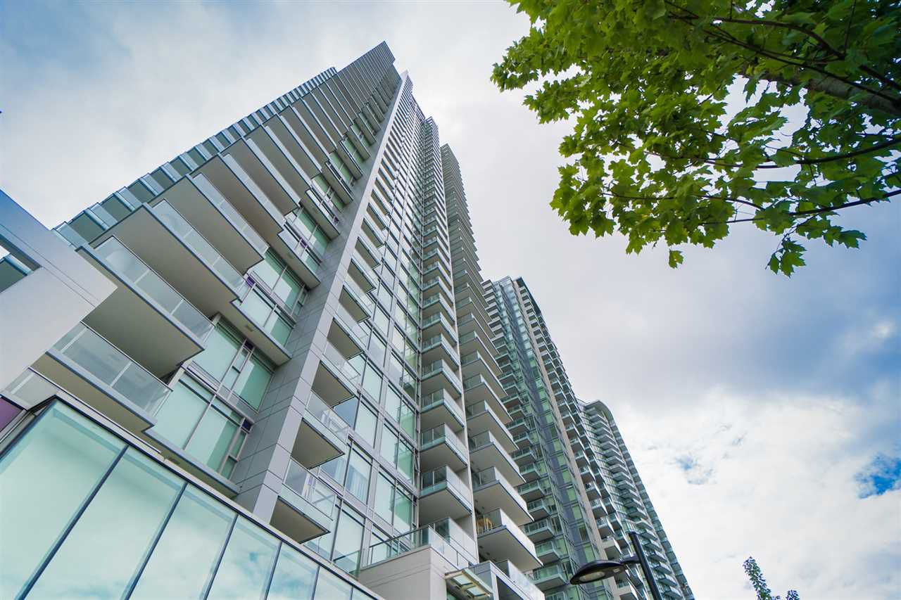 Main Photo: 3910 6538 NELSON Avenue in Burnaby: Metrotown Condo for sale (Burnaby South)  : MLS®# R2342532