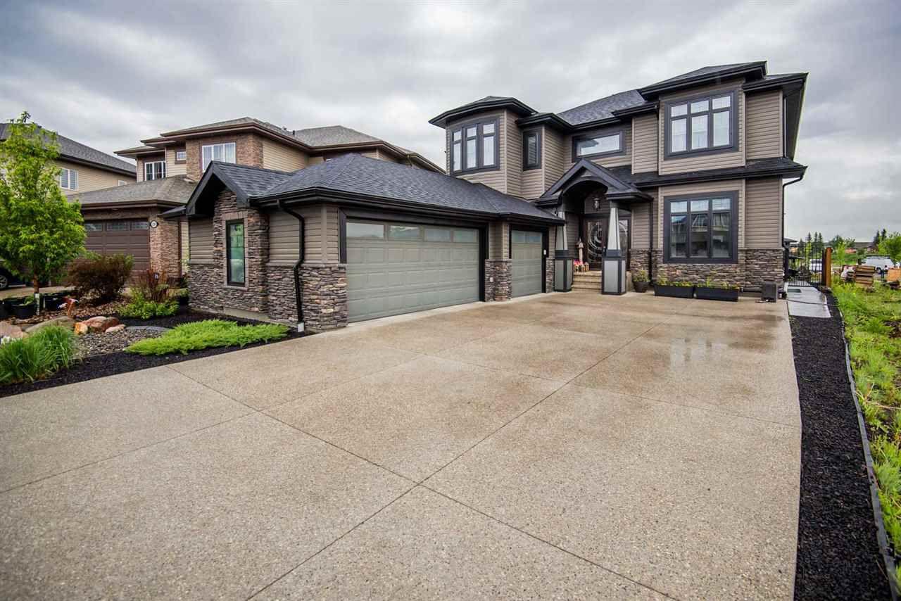Main Photo: 1307 ADAMSON Drive in Edmonton: Zone 55 House for sale : MLS®# E4148547