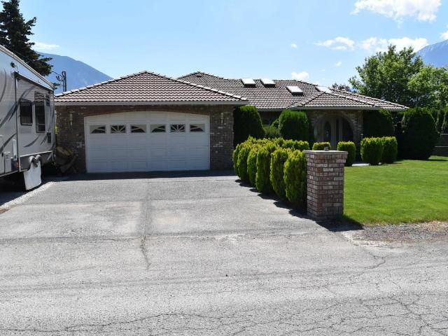Main Photo: 336 PARK DRIVE: Lillooet House for sale (South West)  : MLS®# 150674