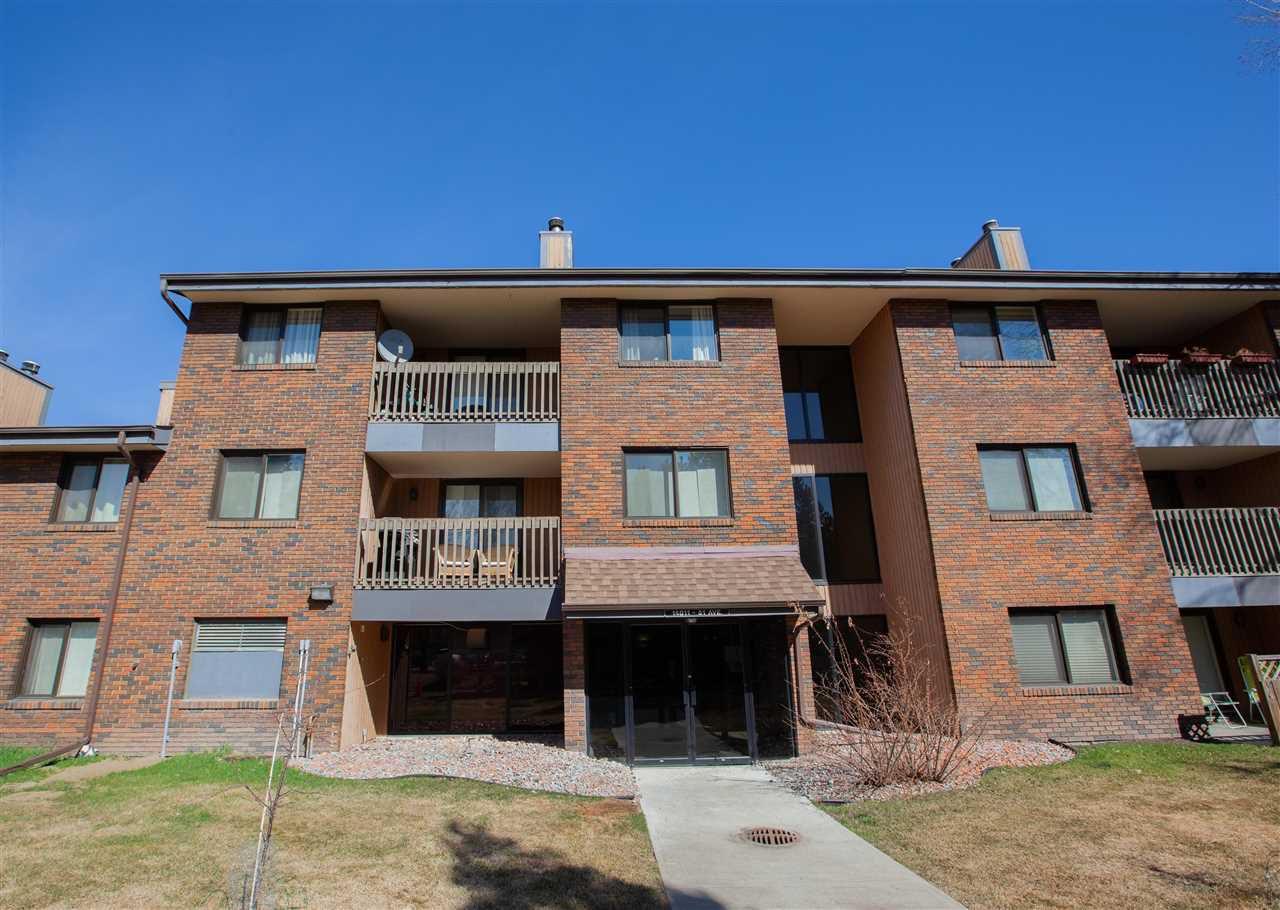 Main Photo: 216 14811 51 Avenue NW in Edmonton: Zone 14 Condo for sale : MLS®# E4152052