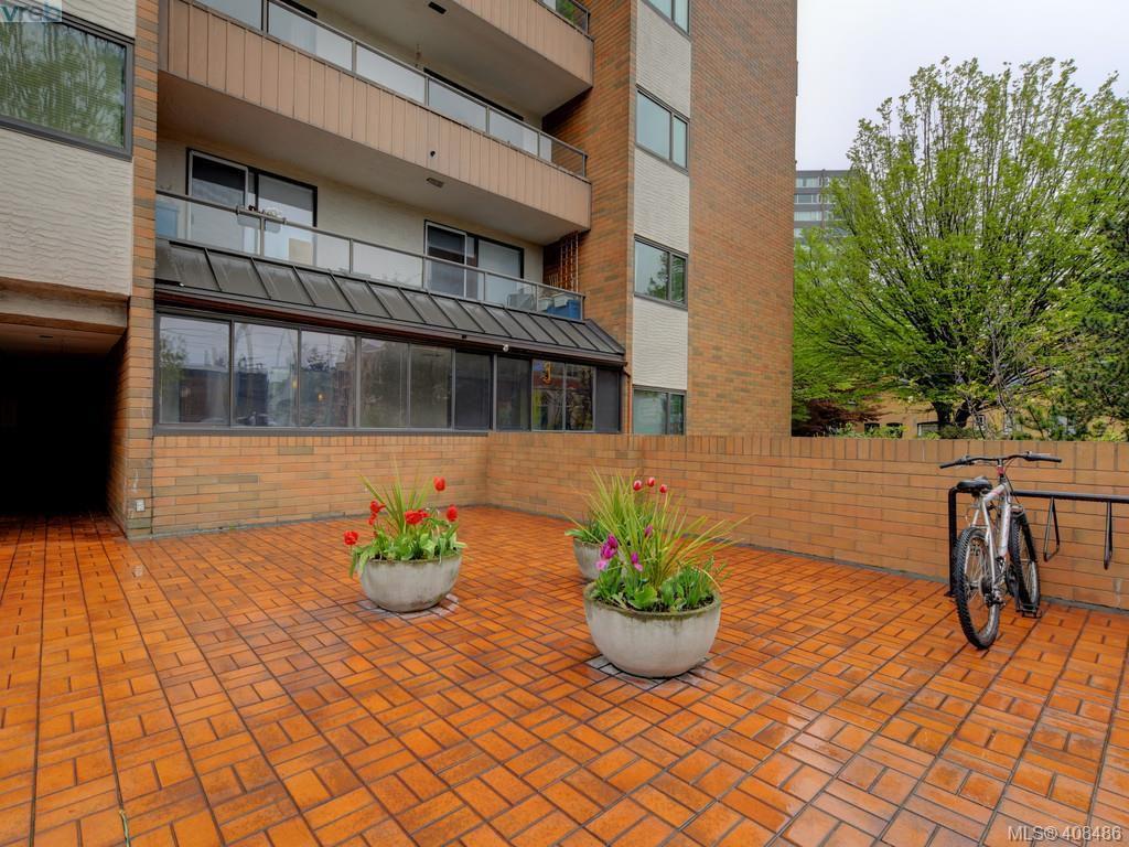 Main Photo: 207 1630 Quadra Street in VICTORIA: Vi Central Park Condo Apartment for sale (Victoria)  : MLS®# 408486