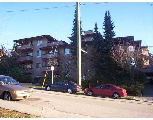 """Main Photo: 203 109 10TH ST in New Westminster: Uptown NW Condo for sale in """"LANDGRO MANOR"""" : MLS®# V575747"""